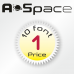 A-Space Font (10 in 1)