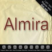 ALMIRA Font (6 in 1)