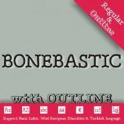 Bonebastic Font