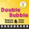 Double Bubble Font