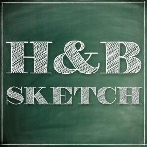 H&B Sketch Font