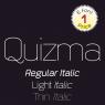 Quizma Font