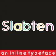 Slabten Font