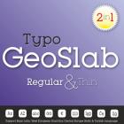 Typo GeoSlab Font