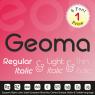 Geoma Font