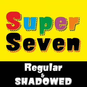 Super Seven (2 in 1)