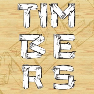 TIMBERS Font