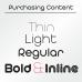 Typo Hoop Font (5 in 1)