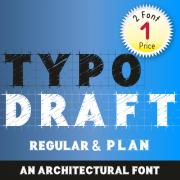Typo Draft Font