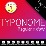 TYPONOME (2 in 1)
