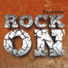 Typoster Rock-On Font